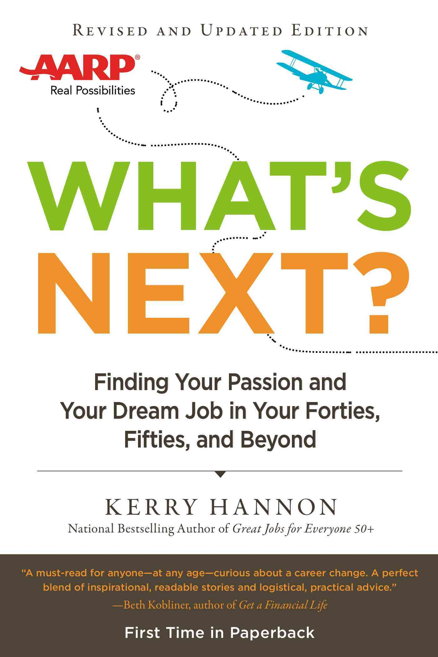 What's Next? By Hannon, Kerry